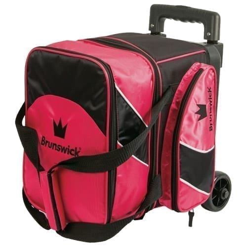 Motiv 3 Ball Tote Bowling Bags and Matching Bowling Back Pack Color Red