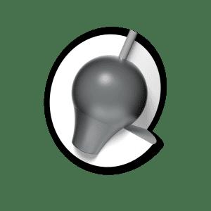 Brunswick Rhino Pearl Bowling Ball
